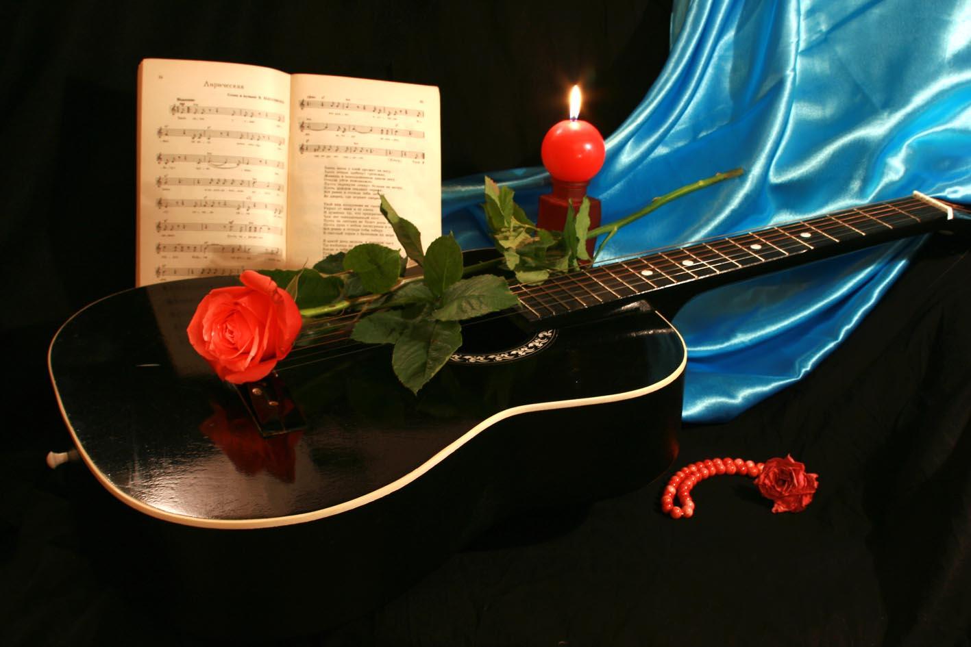 Вечер памяти музыканта сценарий
